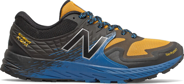 New Balance Summit K.O.M Trailrunning Schoenen Heren, yellow